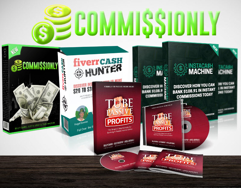 Commissionly Review & Exclusive Bonuses
