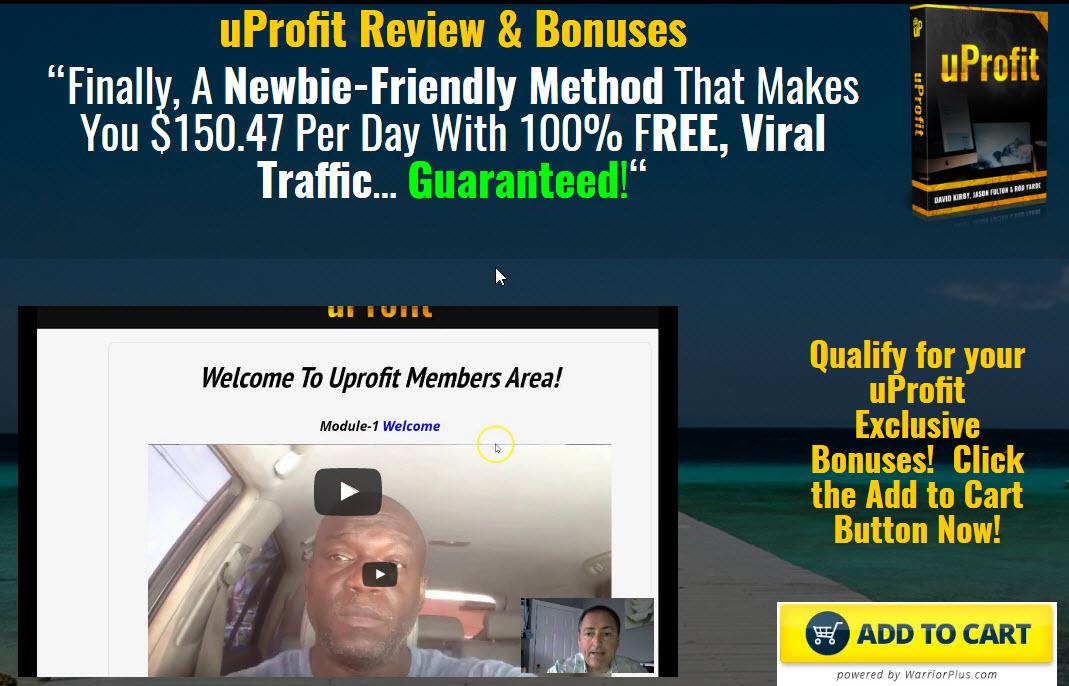 uProfit Review & Exclusive Bonuses