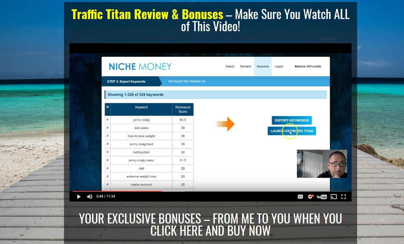 Traffic Titan Review & Exclusive Bonuses
