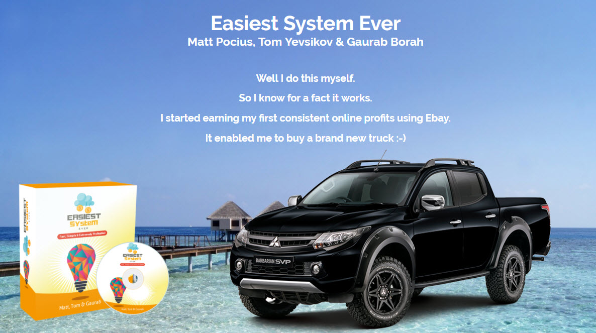 Easiest System Ever Review & Bonuses