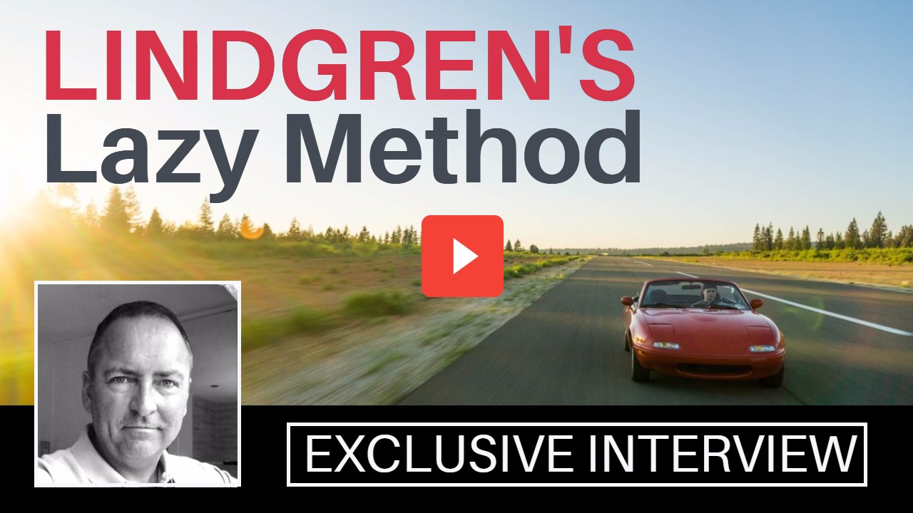Lindgren's Lazy Method Review and Bonuses