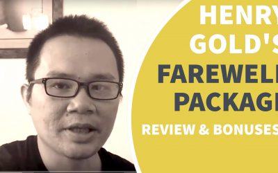 Henry Gold's Farewell Package Review