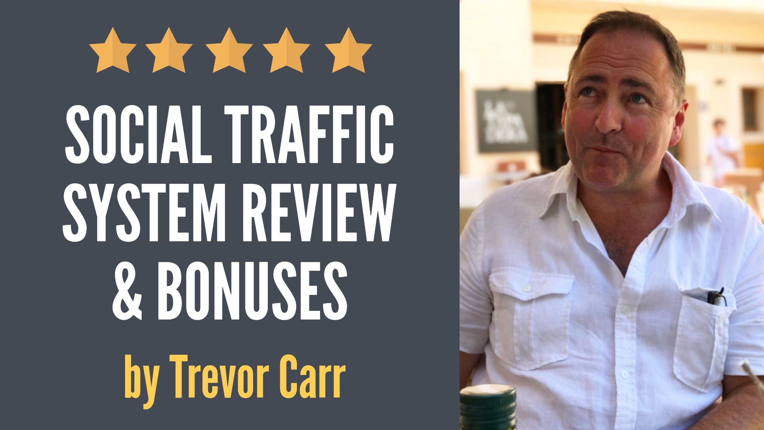 Social Traffic System Review & Bonuses
