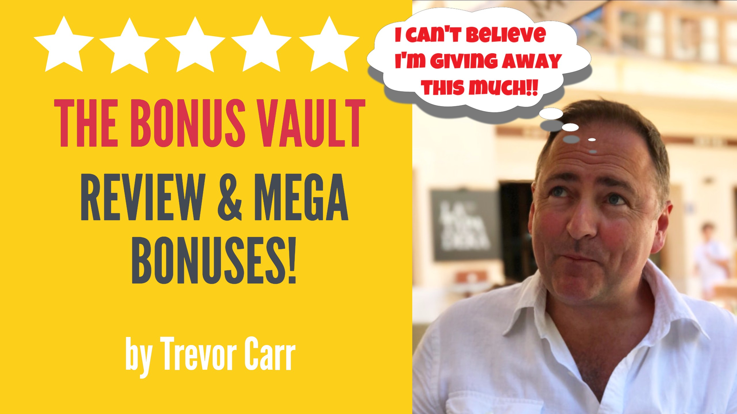 The Bonus Vault Review & Bonuses