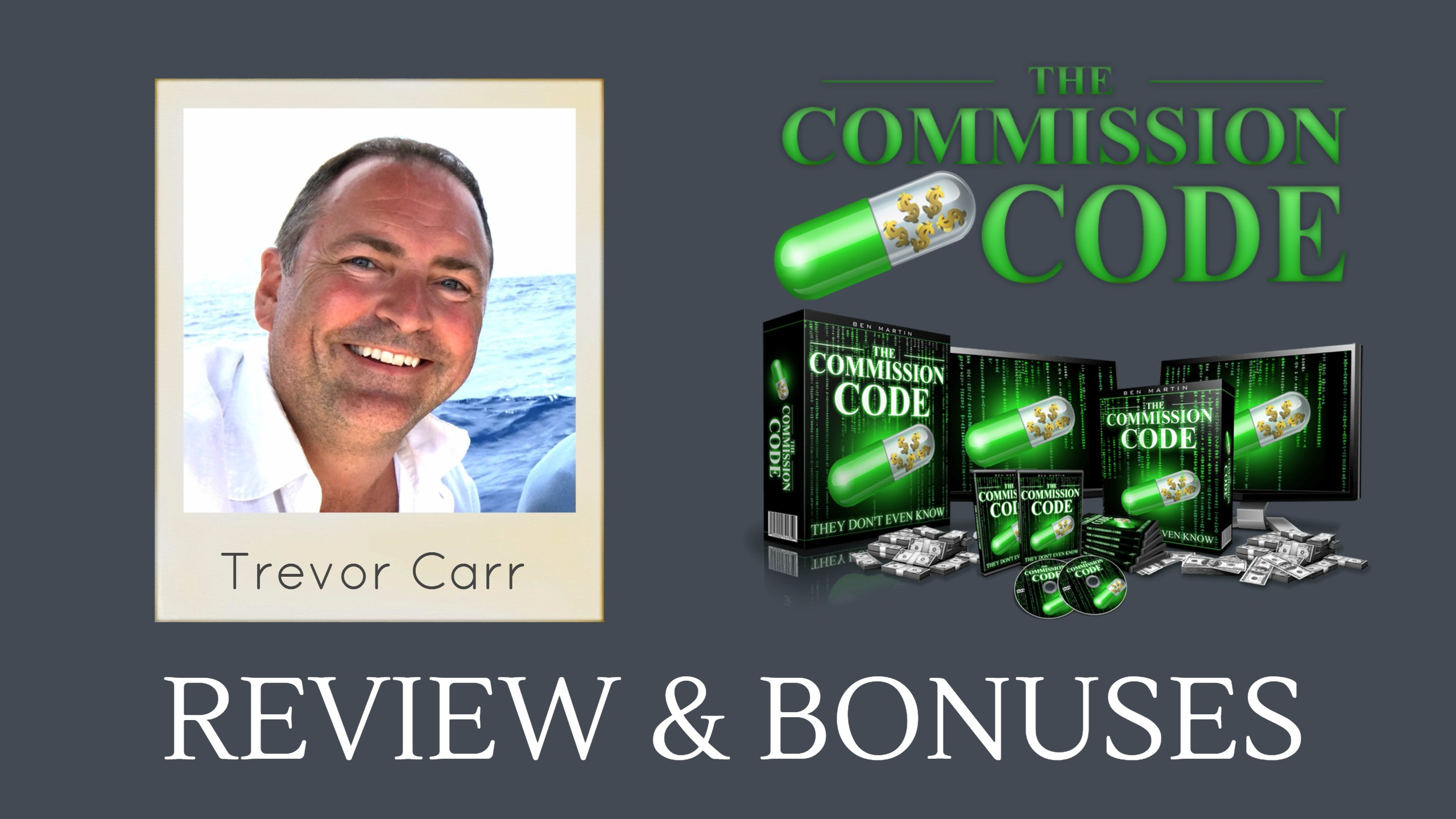 The Commission Code Review & Mega Bonus Bundle