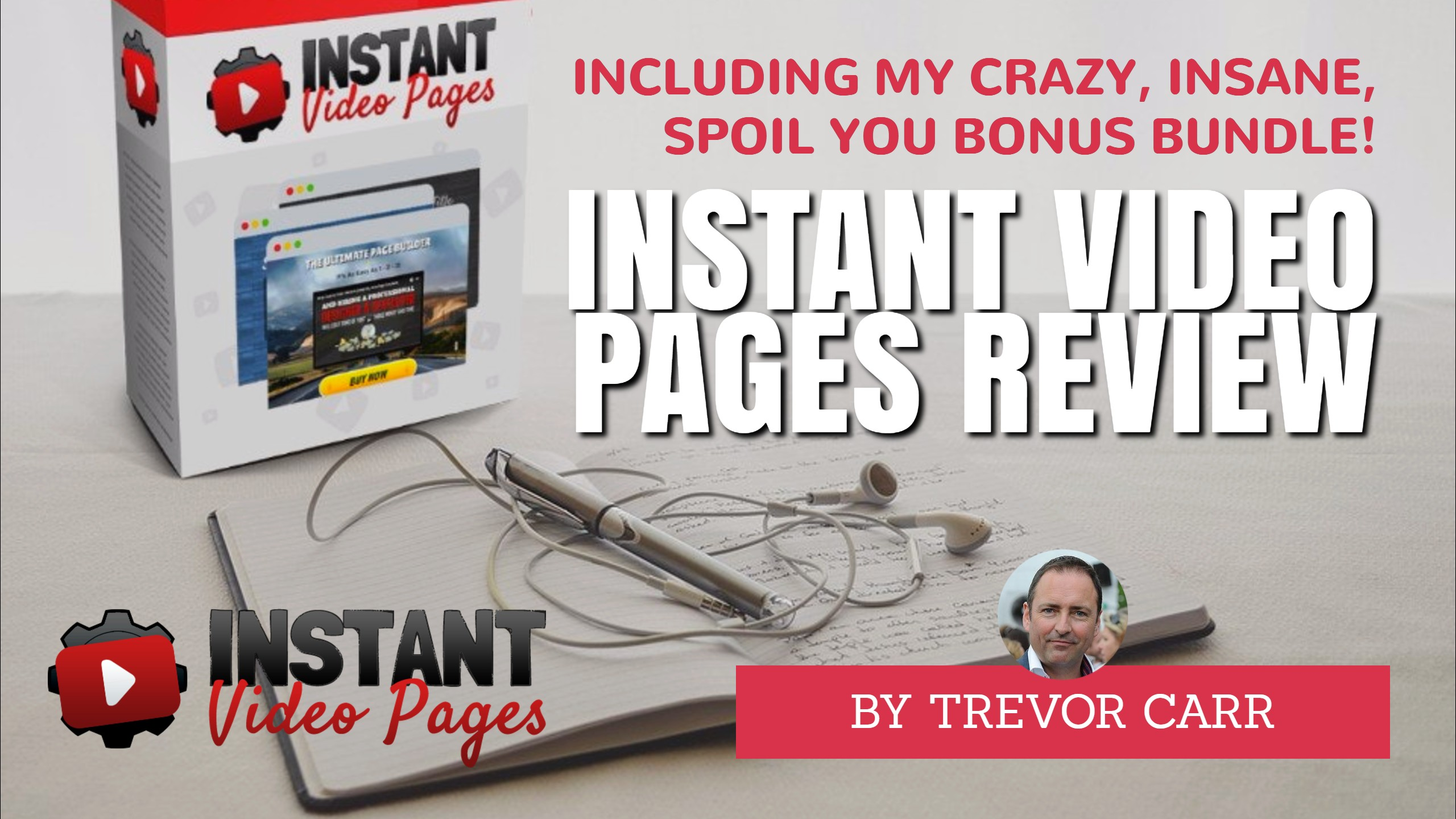 Instant Video Pages Review & Bonuses