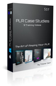 PLR Case Studies