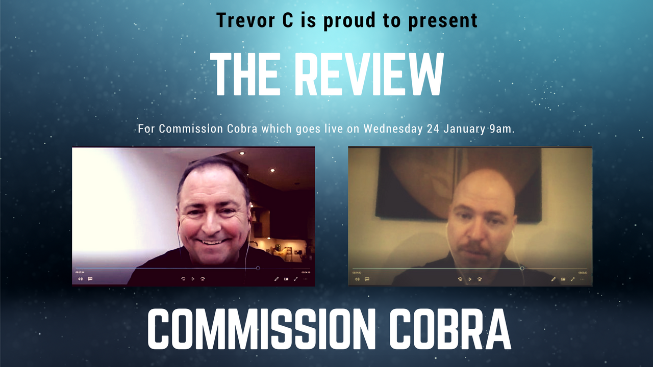 Commission Cobra Review & Bonuses
