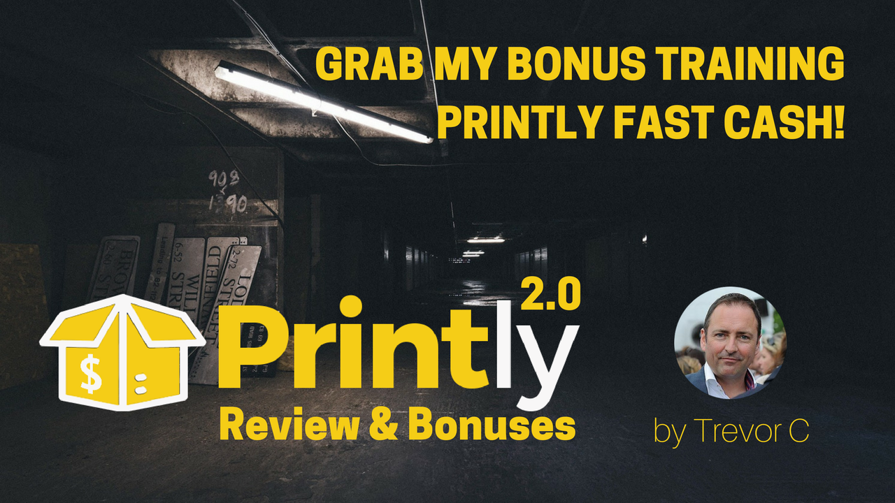 Printly 2.0 Review & Bonuses