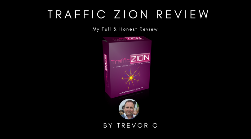 Traffic Zion Review & Bonuses
