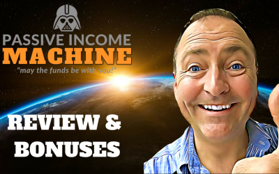 Passive Income Machine Review & Bonuses