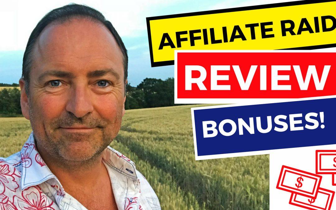 Affiliate Raid Review