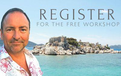Free Online Workshop with Dean Holland