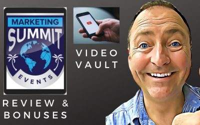 Marketing Summit Video Vault Review